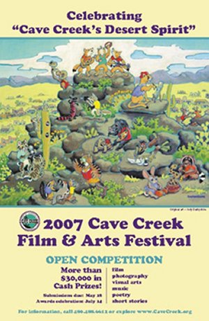 Cave Creek Film And Arts Festival